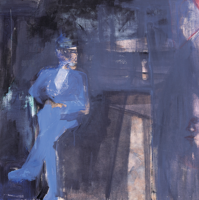 , 'Garcon Deux Absinthes,' 1997, Espace40