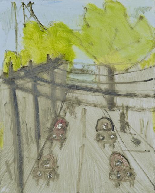 , 'Street,' 2015, Tayloe Piggott Gallery