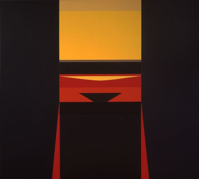 , 'Acrylic No. 5,' 1994, Leon Tovar Gallery