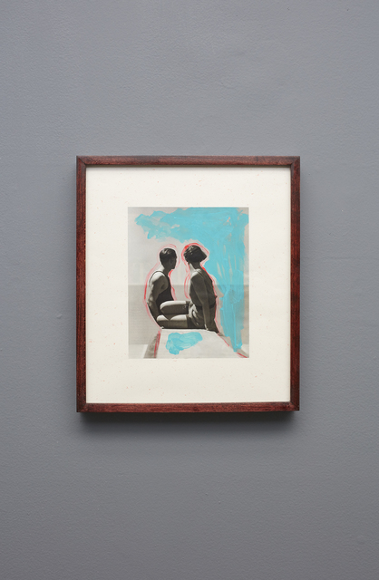 Grace Ndiritu, 'Post-Hippie Pop-Abstraction Drawing #1', 2015-2018, Inda Gallery