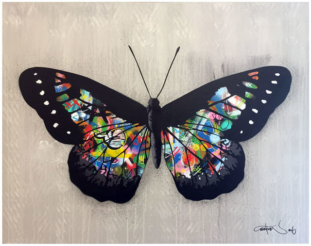 , 'Butterfly,' 2016, Black Book Gallery