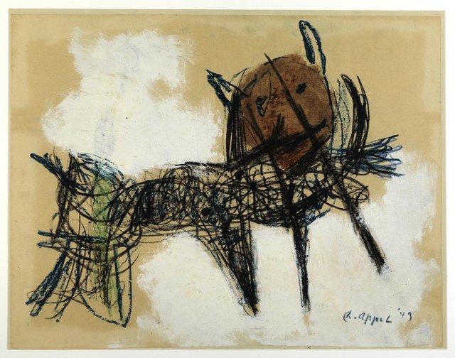 , 'Untitled,' 1949, Jahn und Jahn