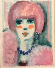 , 'Tete de Femme,' 1965, SmithDavidson Gallery
