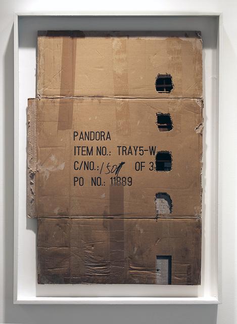 , 'Pandora's Box,' 2015, Jonathan LeVine Projects