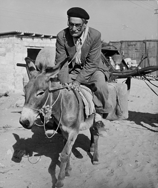 Robert Capa, 'Israel, new immigrants from Shanghai, New York and Yugoslavia', 1948-1950, Il Ponte