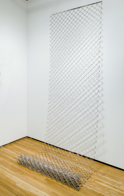 , 'Chainlink Fence | 10,000dwt (pennyweights),' , Sienna Patti Contemporary