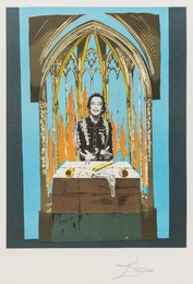 Salvador Dalí, 'Tarot. Dali's Inferno (Field 78-5),' 1978, Forum Auctions: Editions and Works on Paper (March 2017)