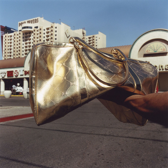 , 'Soft Gold - Las Vegas, from the series Paradise In-N-Out,' 2013, NextLevel Galerie