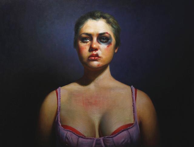 ", '""See No Evil"",' 2016, Parlor Gallery"