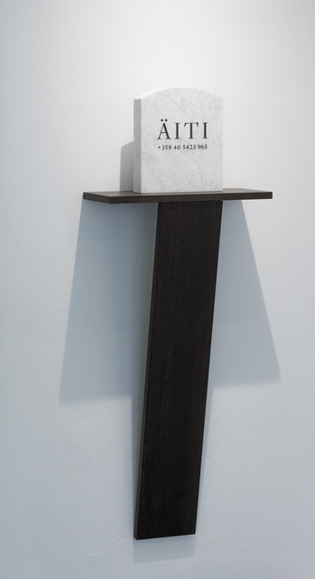 , 'Kuuma linja,' 2016, Finnish Art Agency