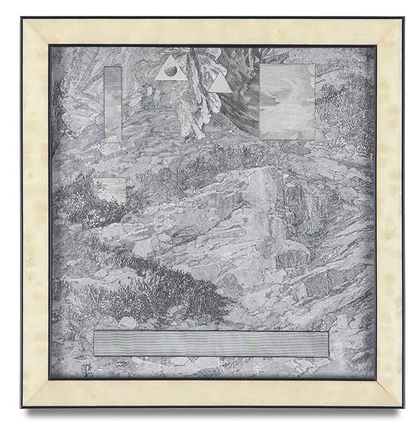 , 'LANDSCAPE SEPTEMBER 18, 1998,' 1998, Kohn Gallery