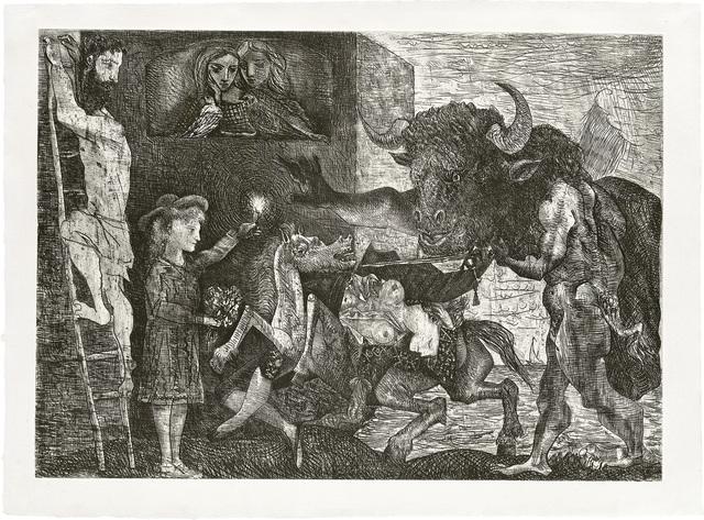 Pablo Picasso, 'La Minotauromachie', 1935, Phillips