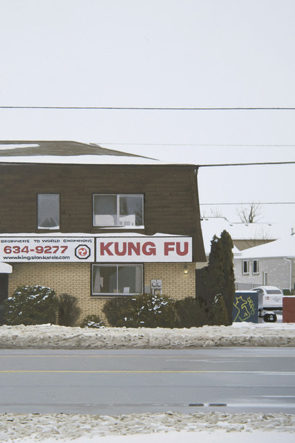 , 'Kung Fu,' 2013, MULHERIN