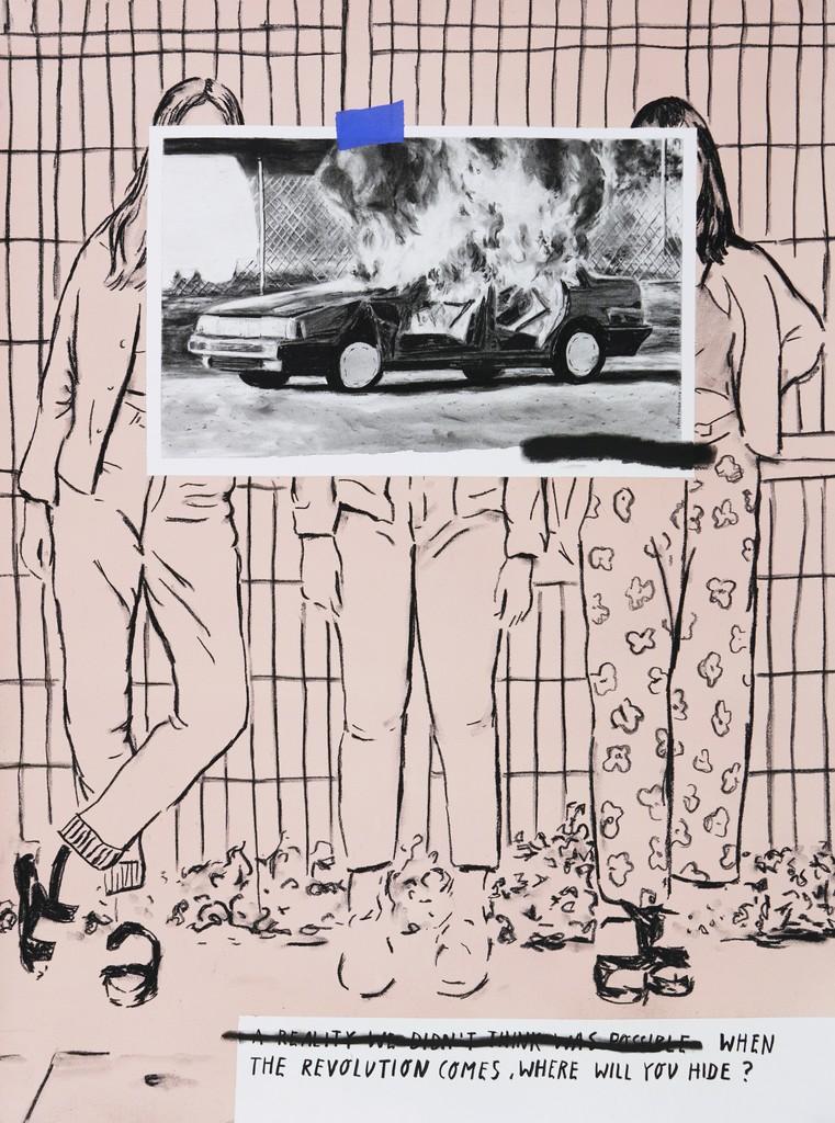 , 'THE REVOLUTION  ,' 2018, Affenfaust Galerie