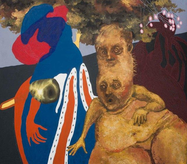 , 'Aparición,' 2015, Lux Perpetua Art Centre