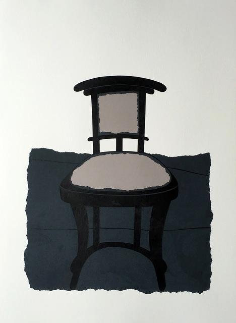 , 'Empty Seats, The Grey Chair (Triptych) ,' 2016, ARTLabAfrica