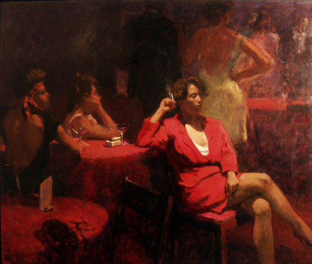 , 'Ladies' Night,' 1994, ACA Galleries