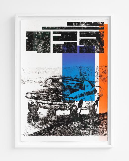 Nils-Thomas Økland, 'Challenger Ad I', 2018, Sæter Jørgensen Contemporary