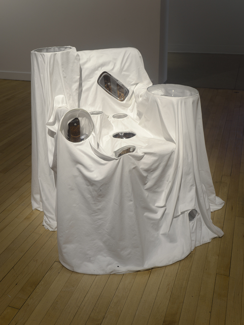 , 'untitled chair 2,' 2017, Bronx Museum of the Arts