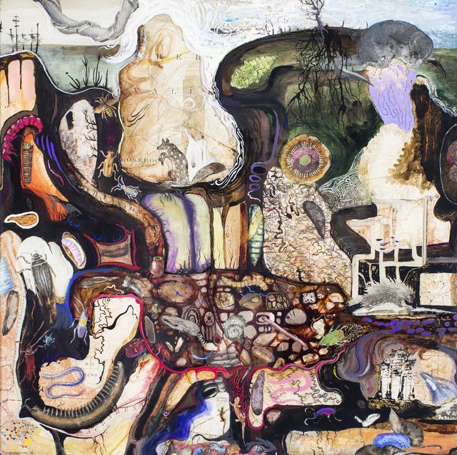 Josh Dorman, 'Earth', 2017-2019, Koplin Del Rio