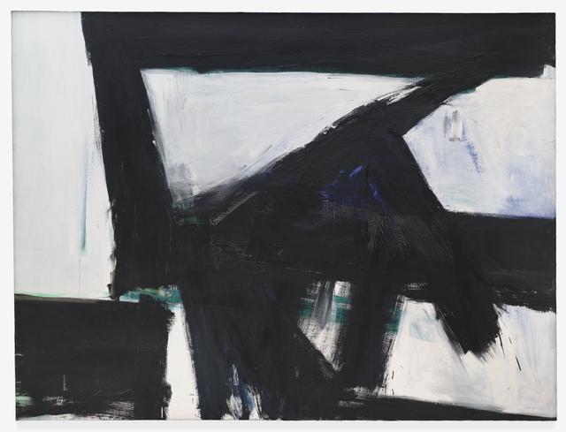 Franz Kline, 'Lehigh V Span', 1959-1960, San Francisco Museum of Modern Art (SFMOMA)