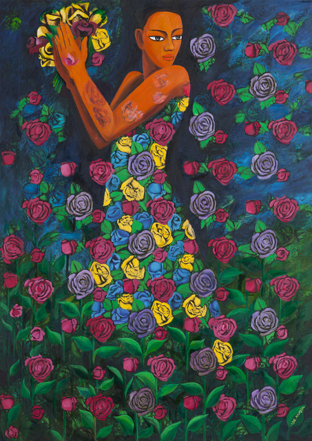 , 'Rose Festival,' 1986, Arario Gallery