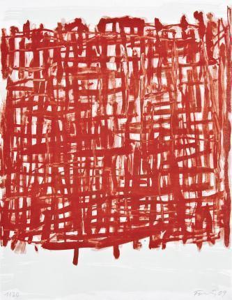 , 'Champ Rouge,' 2009, Mul.ti.plo Espaço Arte