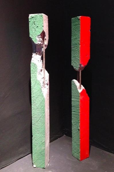 , 'DK 020 & DK 021,' 2015, Galerie SOON