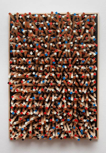, 'Infrasticks 3,' 2014, Ruttkowski;68
