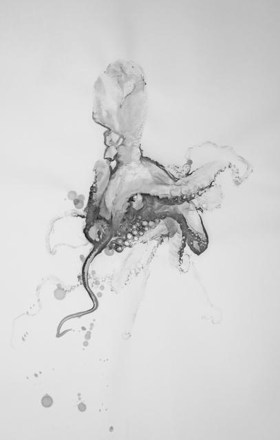 , 'Octopus 3,' 2016, La Patinoire Royale / Galerie Valerie Bach