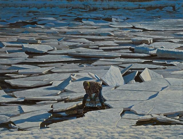 , 'Clam Digger (Broad Cove, Cushing),' , Dowling Walsh