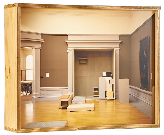 Jan De Cock, 'Randschad Fig. 7, Denkmal no. 19', 2002, Photography, Duratrans in lightbox, Rago/Wright