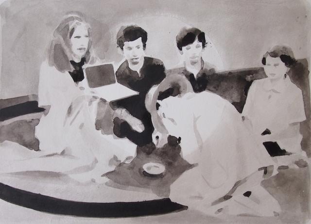 , 'Blessing,' 2012, Slete Gallery