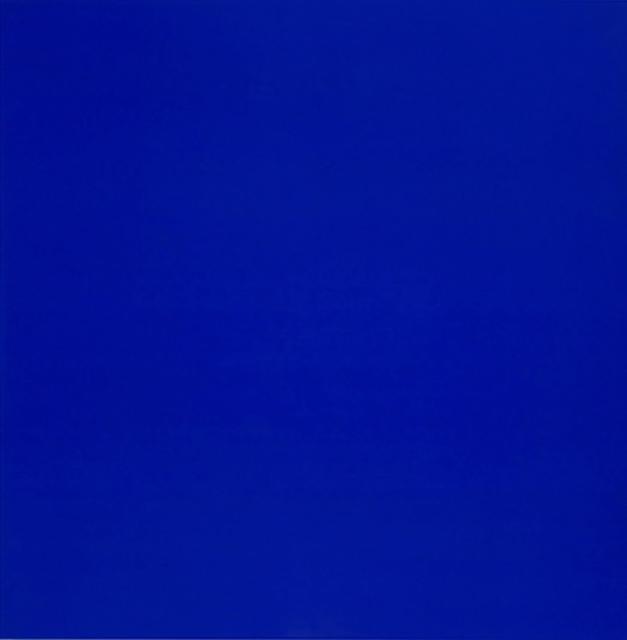 Yves Klein, ' La Conférence à la Sorbonne, 3 Juin, 1959', 1959-1963, Alpha 137 Gallery