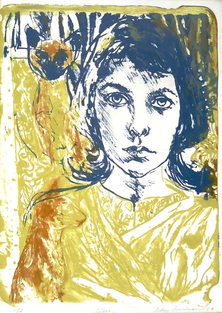 , 'Eileen,' 1958, Cerulean Arts