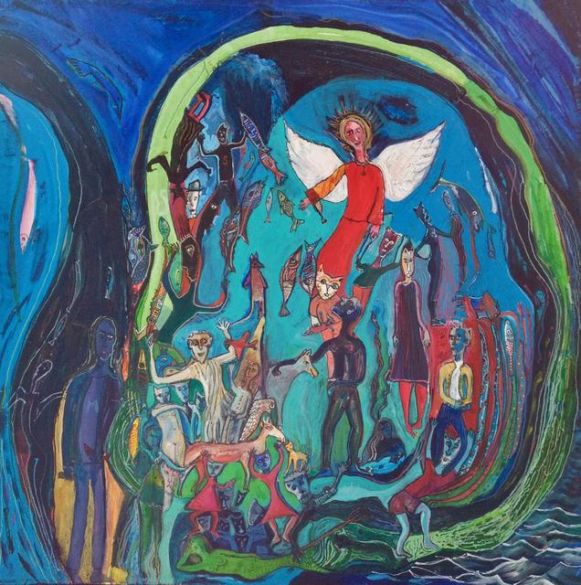 , 'The Mermaid's dream,' 2019, Yebo Art Gallery