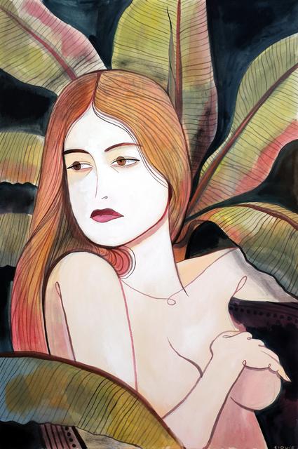 , 'Marie,' 2017, Antonine Catzéflis