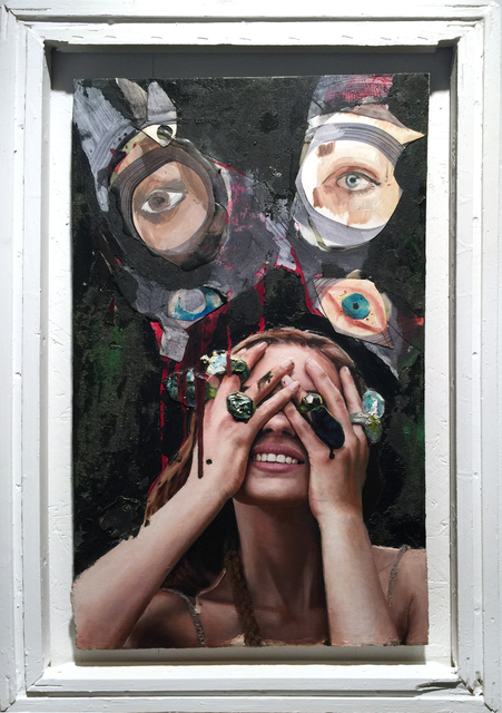 , 'Eyes,' 2014, Lyons Wier Gallery