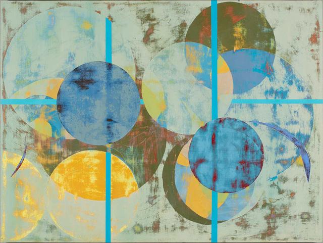 , 'Blue Moon Eclipse,' 2018, Michael Warren Contemporary