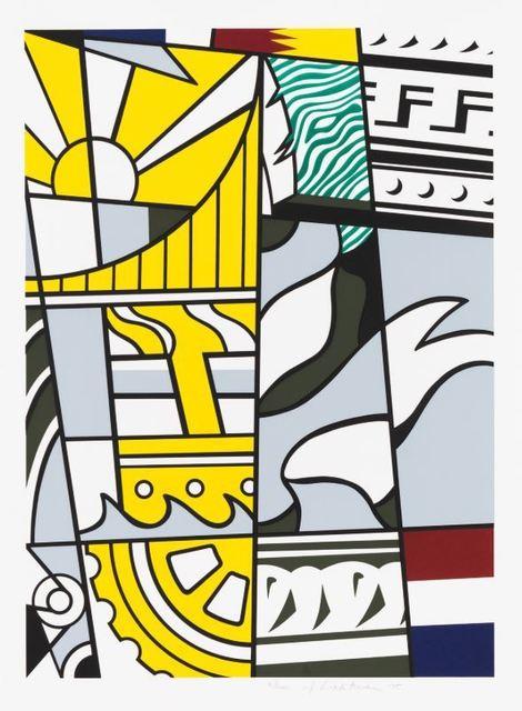Roy Lichtenstein, 'Bicentennial', 1975, DANE FINE ART
