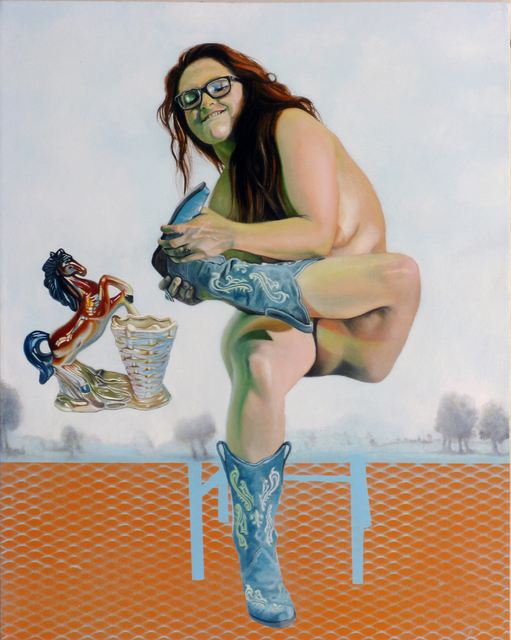 , 'Untitled 023 (Cowboy Boots),' 2015, Benjaman Gallery Group