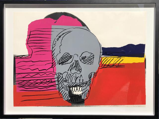 , 'Skulls II.159,' 1976, Hamilton-Selway Fine Art