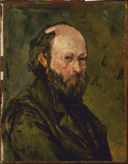 Paul Cézanne, 'Self-Portrait', 1878-1880, Phillips Collection