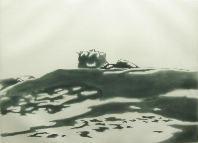 , 'Adrift II,' 1988, Albert Merola Gallery
