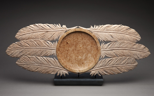 Ron Layport, 'Captured by Feathers', Momentum Gallery