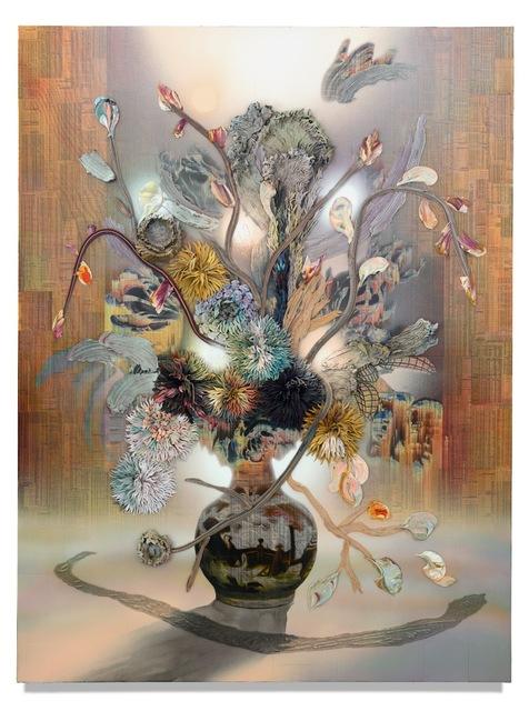 Gordon Cheung, 'Talkers', 2018, Galerie Huit