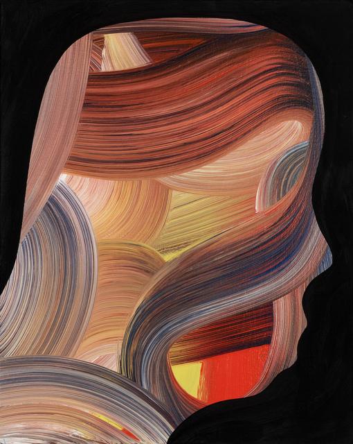 , 'Kissy Face,' 2016, Zevitas Marcus