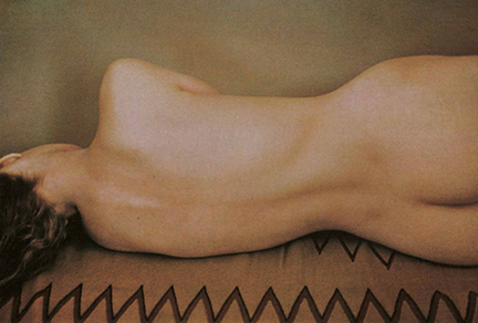 , 'Odalisque,' 1986, Staley-Wise Gallery