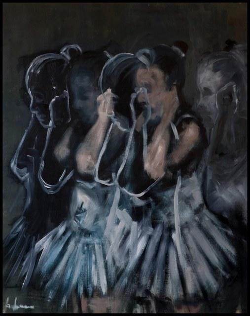 , 'Ballerina,' 2009, Litvak Contemporary
