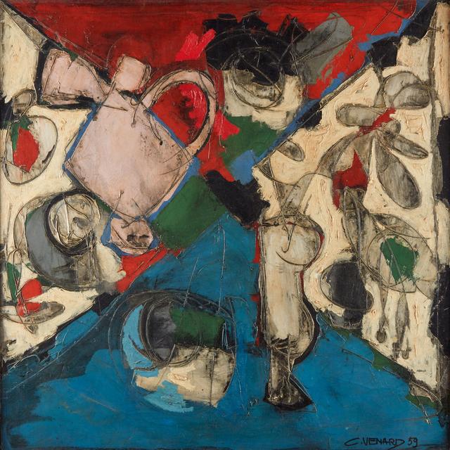 Claude Venard, 'Nature Morte', 1959, Painting, Oil on canvas, Freeman's